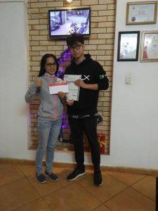 Chúc Mừng Nguyễn Hoàng Minh Quân đạt IELTS 7.5