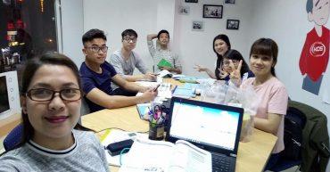KOS - trung tâm dạy tiếng anh cơ bản chất lượng cao