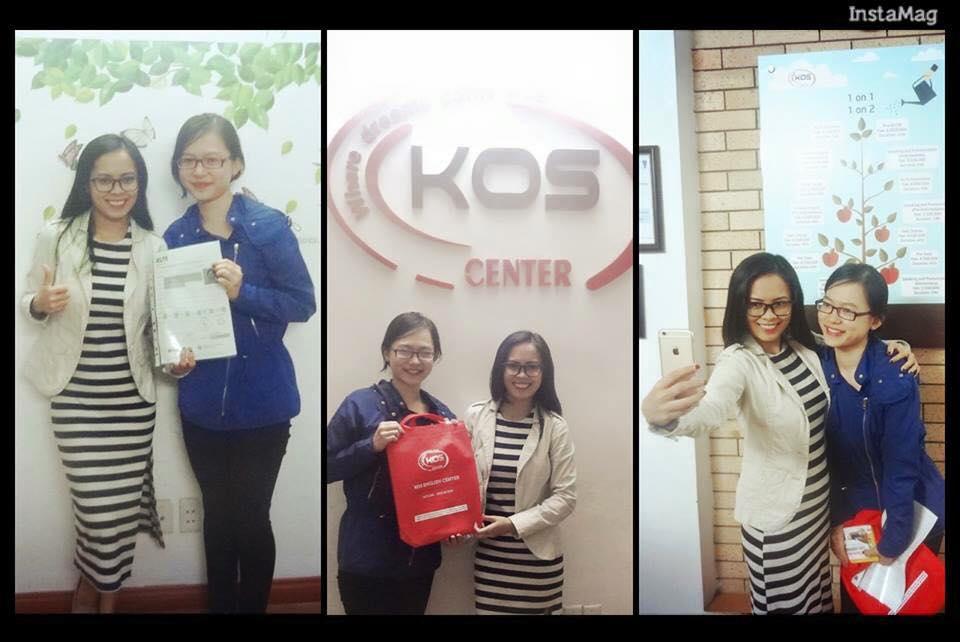 KOS là trung tâm luyện thi IELTS tại Hà Nội giá rẻ và uy tín nhất