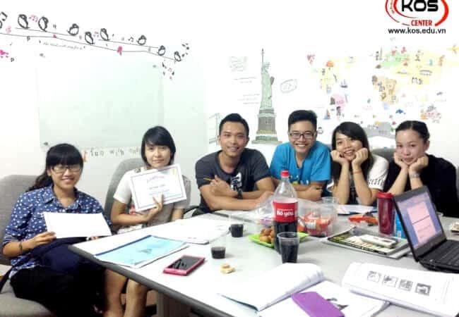 Luyện thi IELTS cấp tốc tại Hà Nội