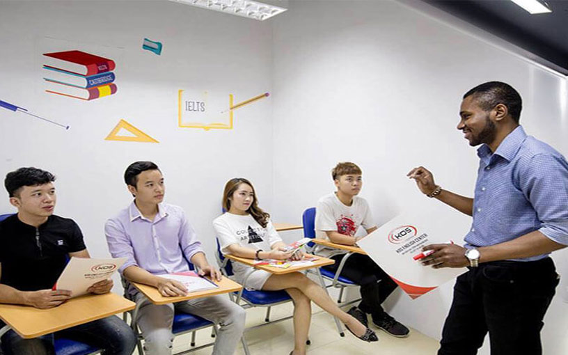 KOS - luyện thi ielts cấp tốc tại Hà Nội