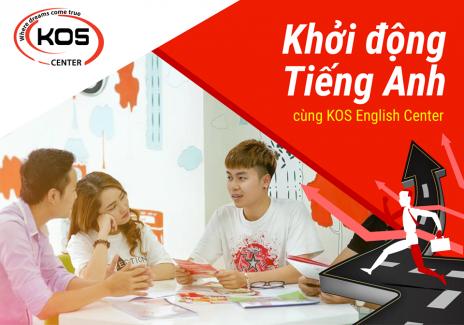 Nâng cao trình độ với khóa học giao tiếp tiếng anh tại Hà Nội của KOS