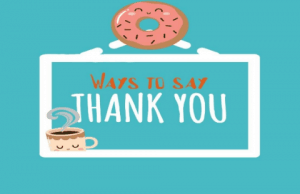 "Unit 5: Different ways to say ""Thank you"" in English"