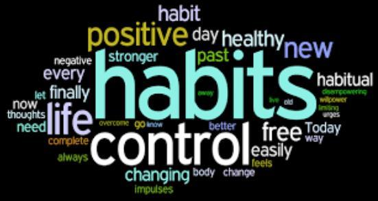 10 Mẫu câu thông dụng về thói quen