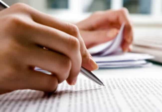 công thức luyện viết IELTS