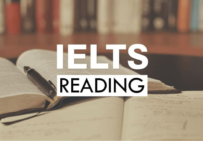 luyện reading ielts