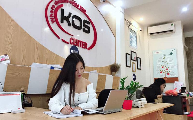 Đăng ký học IELTS tại KOS