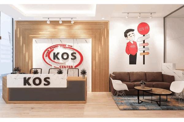 Khóa luyện thi IELTS chất lượng cấp tốc tại KOS