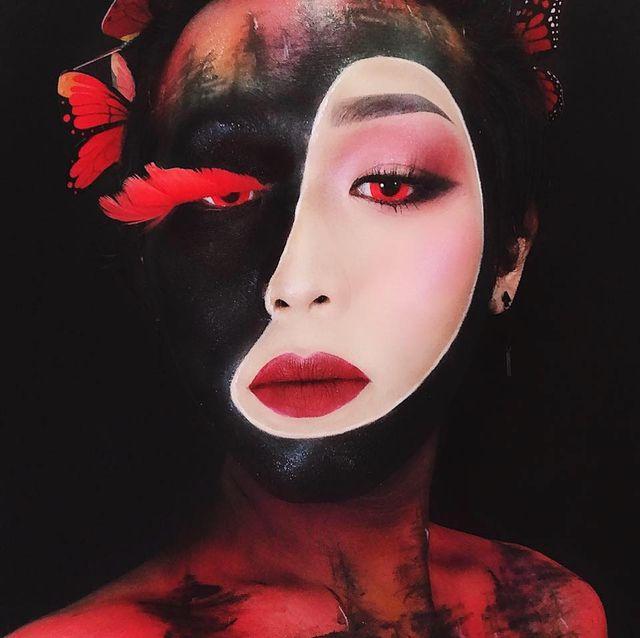 Rosa Nguyễn - Cô nàng nghệ sĩ make up tài giỏi